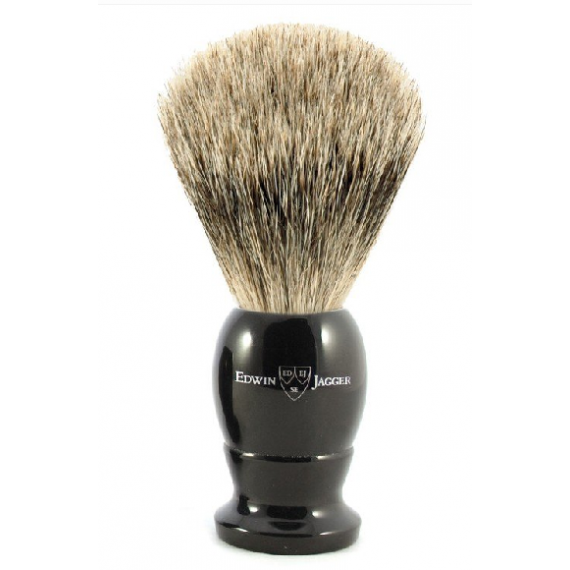 Jagger Imitation Ebony Shave Brush