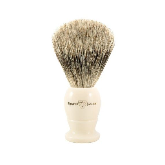 Jagger Imitation Ivory Shave Brush