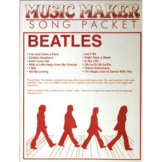 Beatles Music Pack