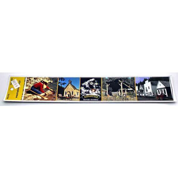Bumper Sticker Modern Views