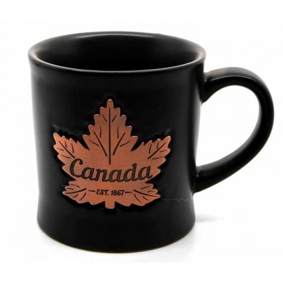 Canada Maple Leaf Mug