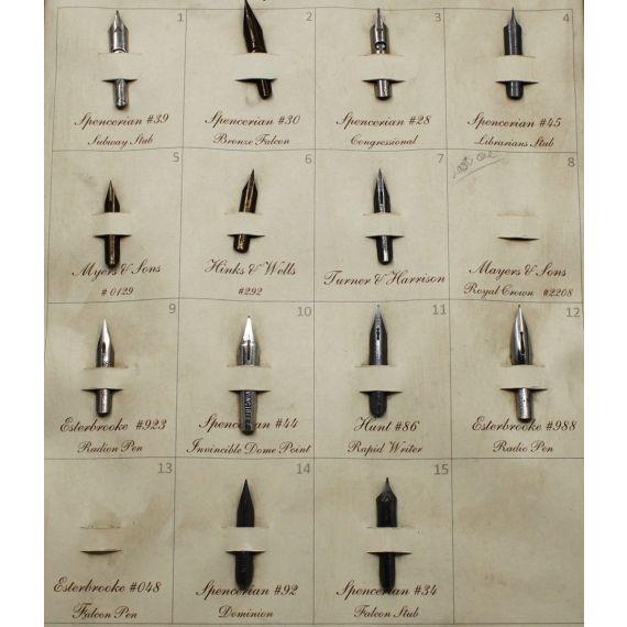Antique Pen Nib