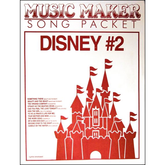 Disney #2 Music Pack