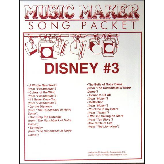 Disney #3 Pack