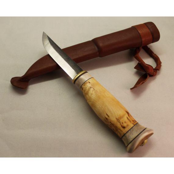 Finnish High Carbon Steel Skinning Knife