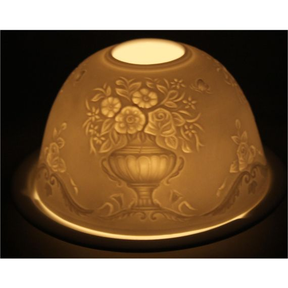 "lithophane ""Flowers"""