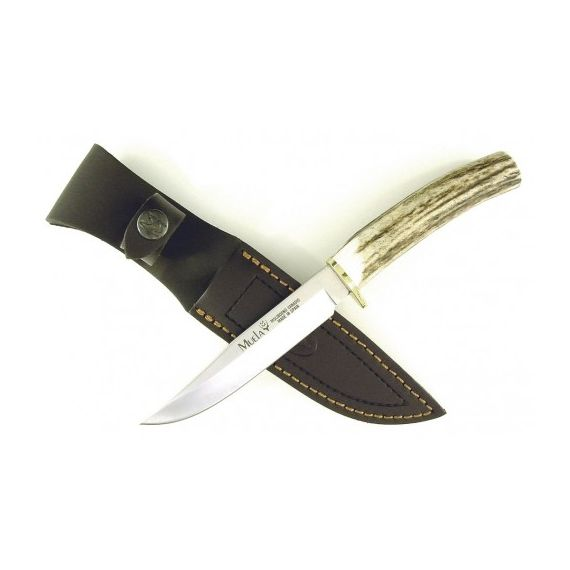 "4-5/8"" Clip-Point Field Knife"