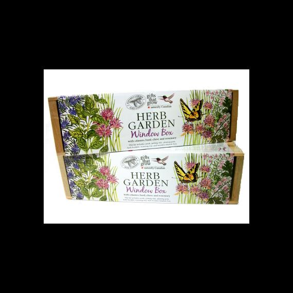 Herb Window Box