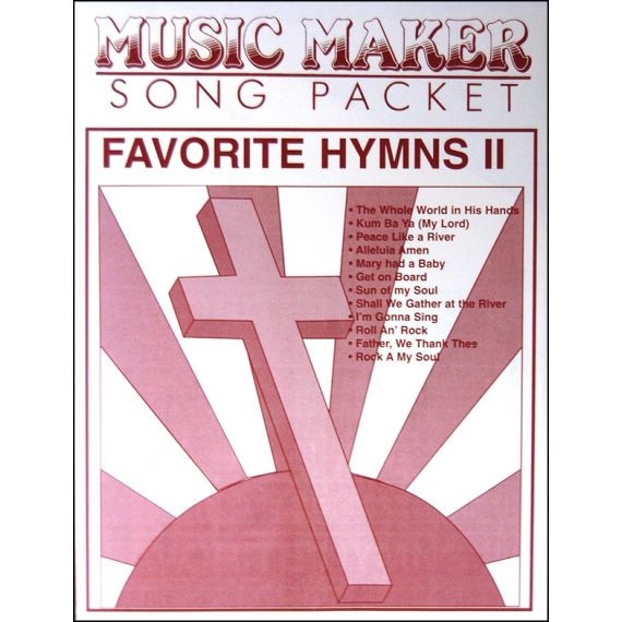 Favourite Hymns #2 Music Pack