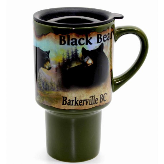 Bear Story Travel Mug