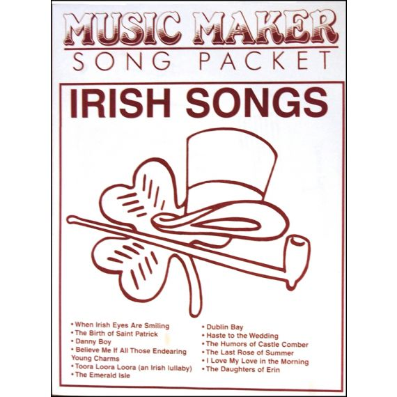 Irish Music Pack
