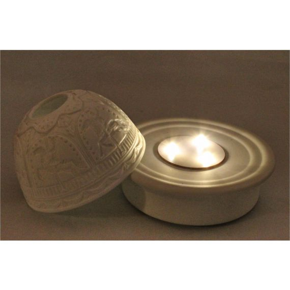 LED Base for Lithophanes
