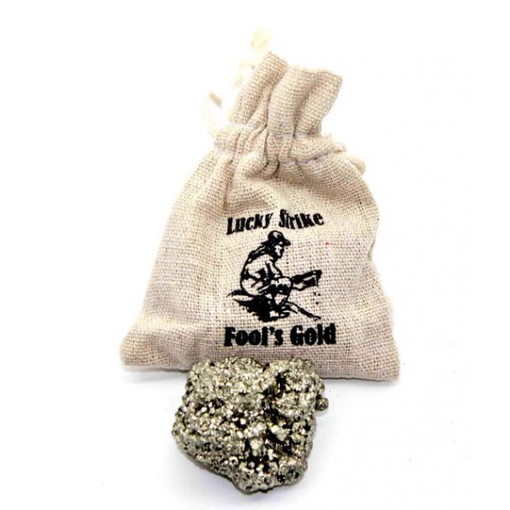 Lucky Strike Fool's Gold
