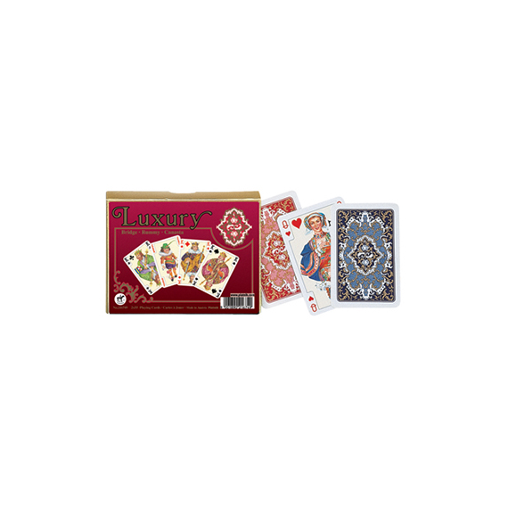 Luxury Double Playing Cards
