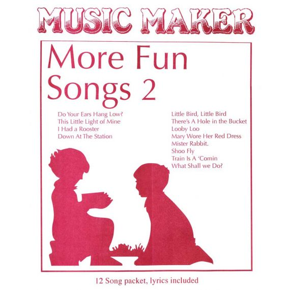 More Fun Songs #2 Music Pack