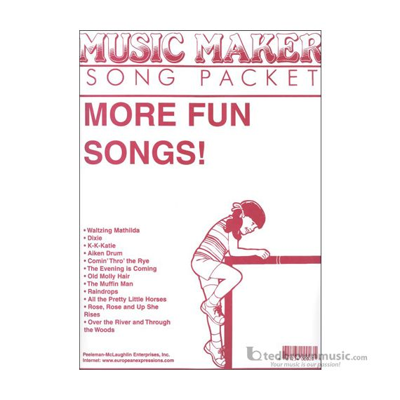 More Fun Songs #1 Music Pack