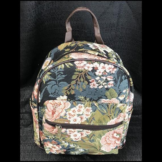 Tapestry Backpack - Moonflower