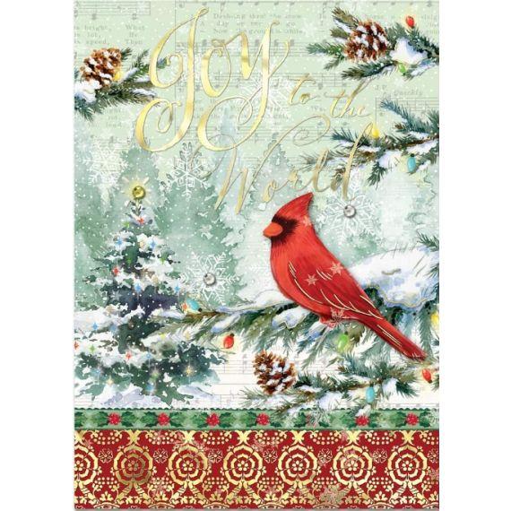 Xmas Cards - Cardinal