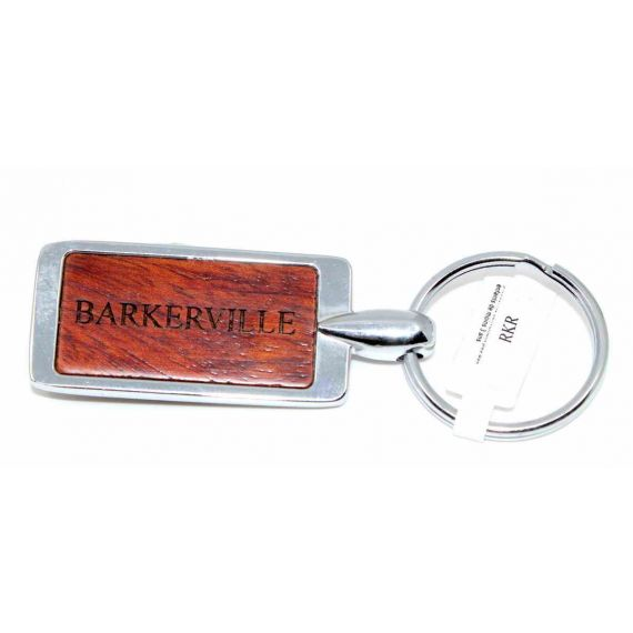 Rosewood Barkerville Key Chain