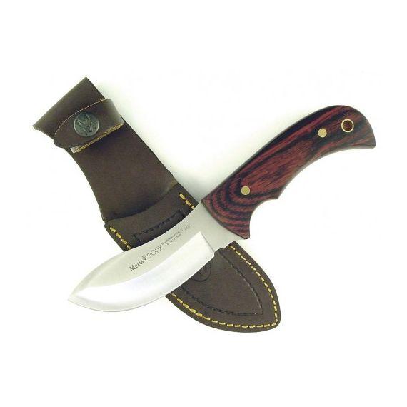 """4 3/8"""" Pakkawood Skinning Knife"""