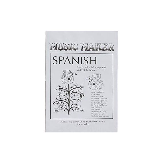 Spanish Music Pack