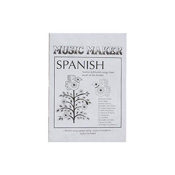 Spanish Music Pack