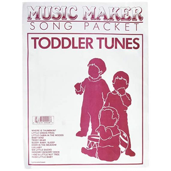 Toddler Tunes Music Pack