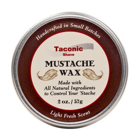 Taconic Mustache Wax