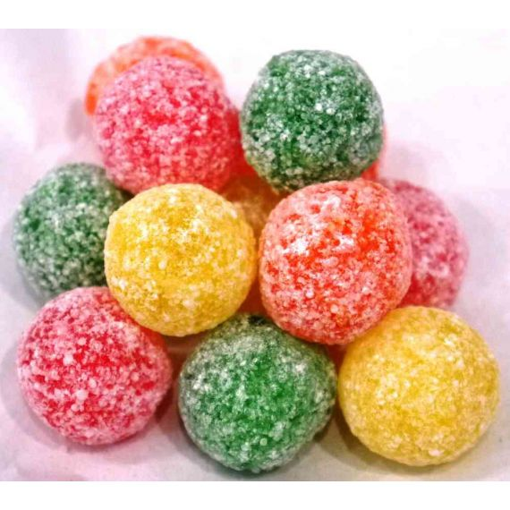 Uber Sour Fruit Candy - 113g
