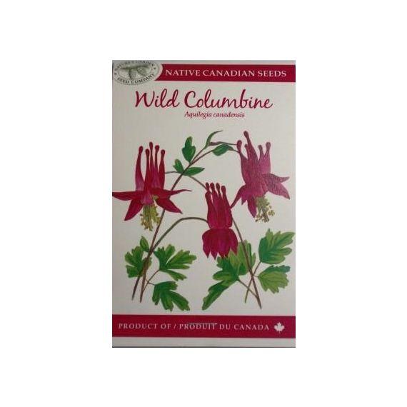 Wild Columbine Seed